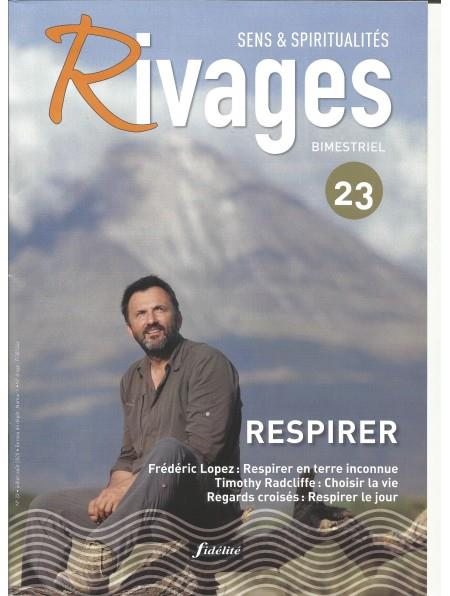 Rivages n.23 ; respirer