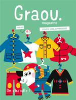 Couverture de Magazine Graou N 10 - On S'Habille !