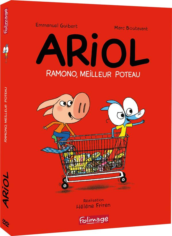 Ariol - Ramono, mon meilleur poteau