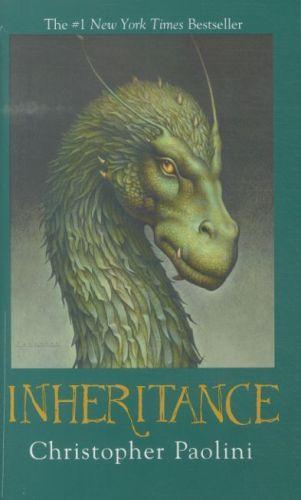 Inheritance: book 4