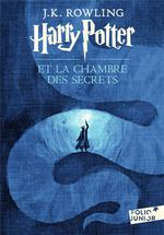 Couverture de Harry Potter - T961 - Harry Potter Et La Chambre Des Secrets