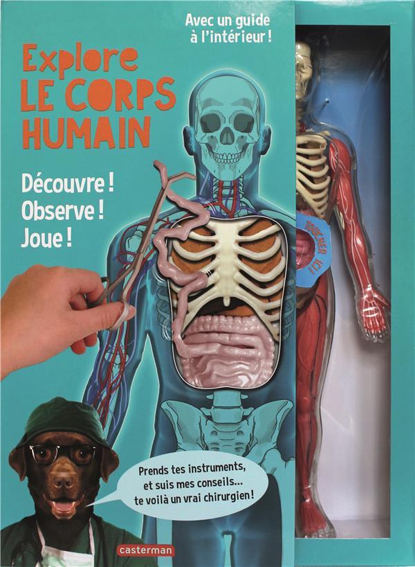 Explore le corps humain !