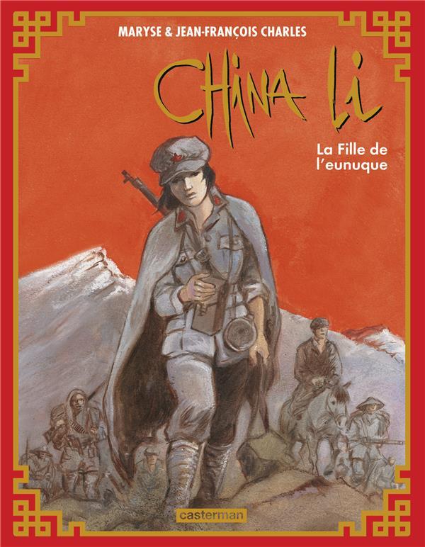 china li - t03 - la fille de l'eunuque