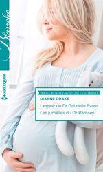 Vente Livre Numérique : L'espoir du Dr Gabrielle Evans - Les jumelles du Dr Ramsey  - Dianne Drake