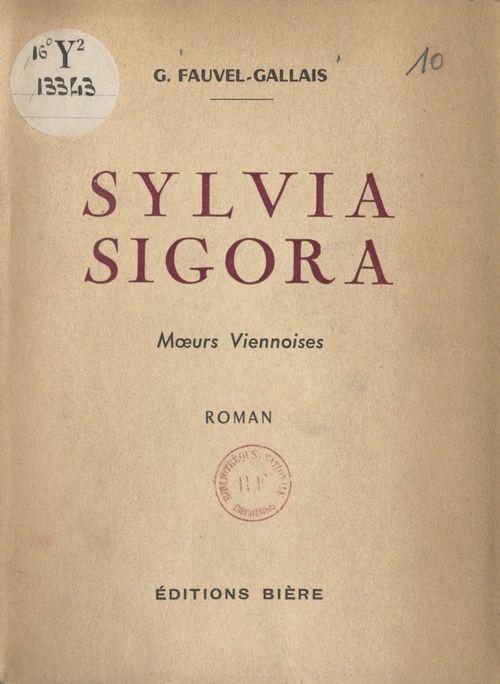 Sylvia Sigora
