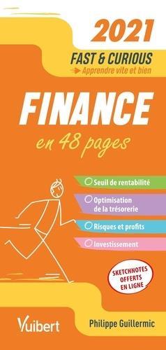 fast & curious ; finance ; apprendre vite et bien (édition 2021)
