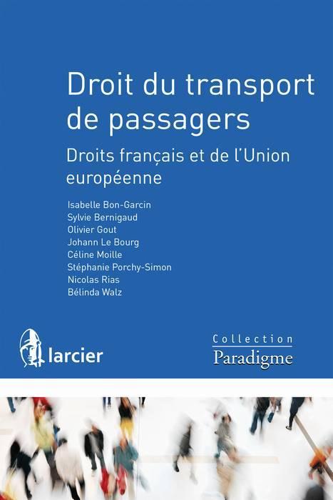 Droit du transport de passagers ; droits français et de l'Union européenne