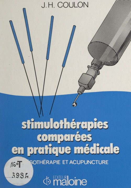 Stimulotherapies comparees en pratique medicale, mesotherapie et acupuncture