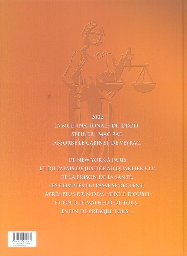 L'ordre de Cicéron t.2 ; mis en examen