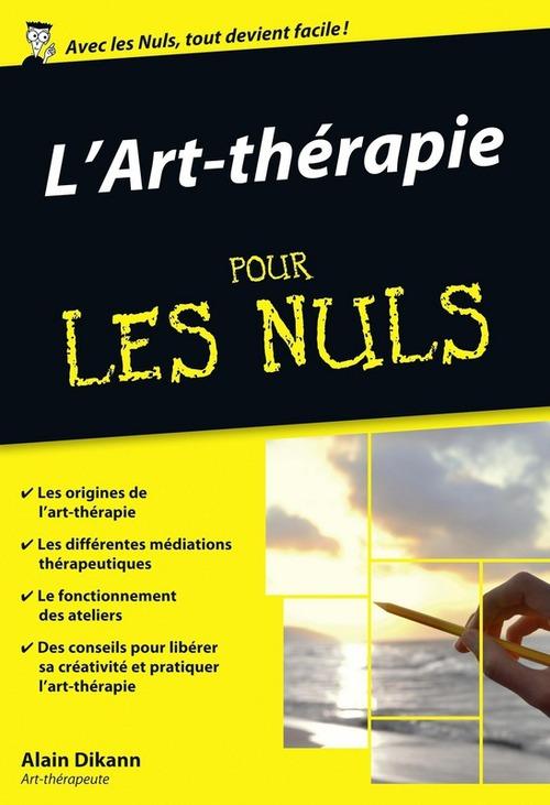 Art thérapie Pour les Nuls, édition poche