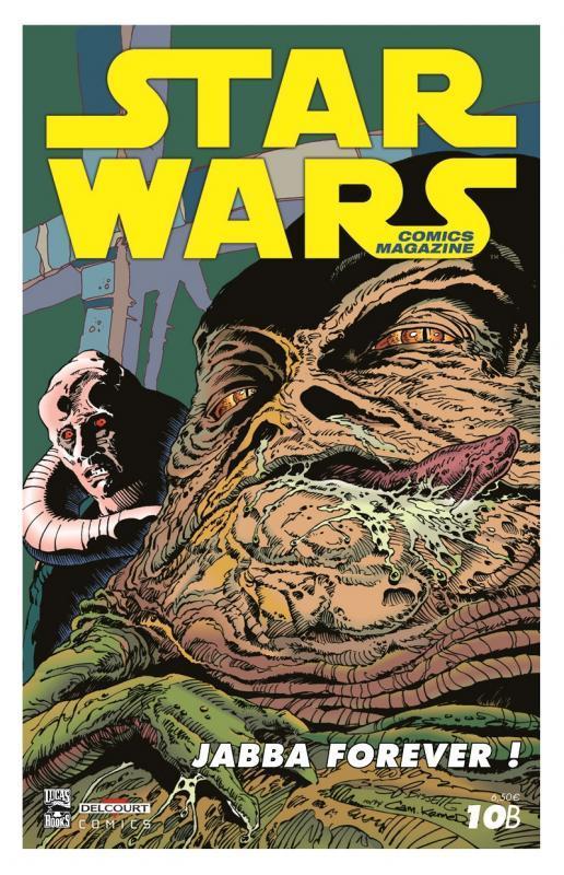 Star wars comics n.10 ; jabba forever !