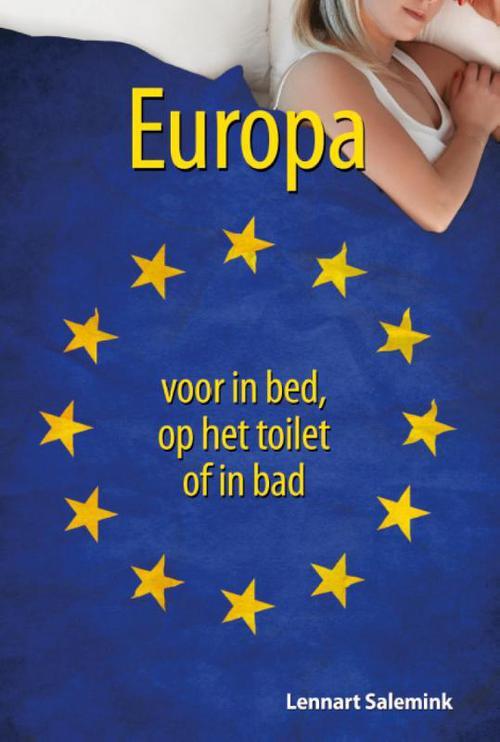 Europa voor in bed, op het toilet of in bad