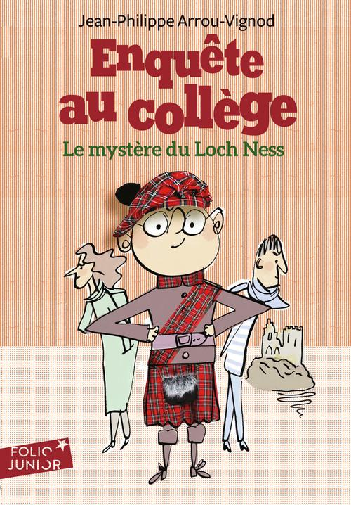 Enquête au collège T.5 ; le mystère du Loch Ness