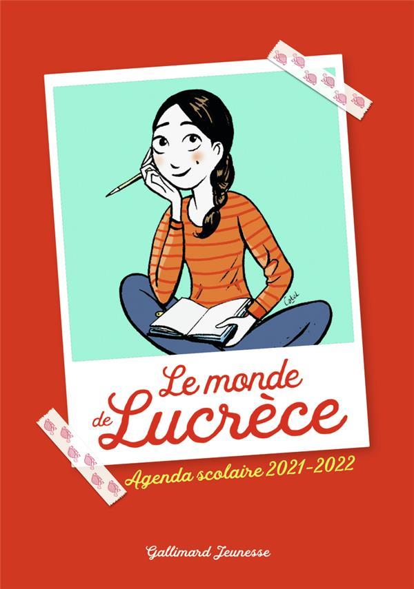 Agenda Lucrèce (édition 2021/2022)