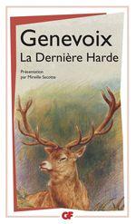 Vente Livre Numérique : La Dernière Harde  - Maurice Genevoix