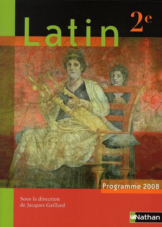 Latin 2e 2008