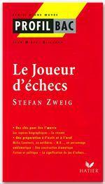 Le joueur d'échecs, de Stephan Zweig