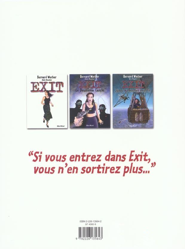 coffret exit ; la trilogie