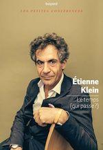 Vente EBooks : Le temps  - Etienne KLEIN