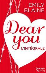 Vente EBooks : Dear You - L'intégrale  - Emily Blaine