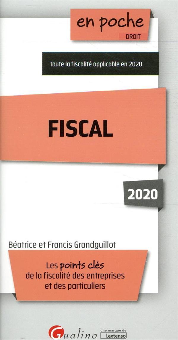 Fiscal (édition 2020)