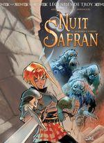 Vente EBooks : Légendes de Troy - Nuit Safran T01  - Christophe Arleston - Mélanÿn