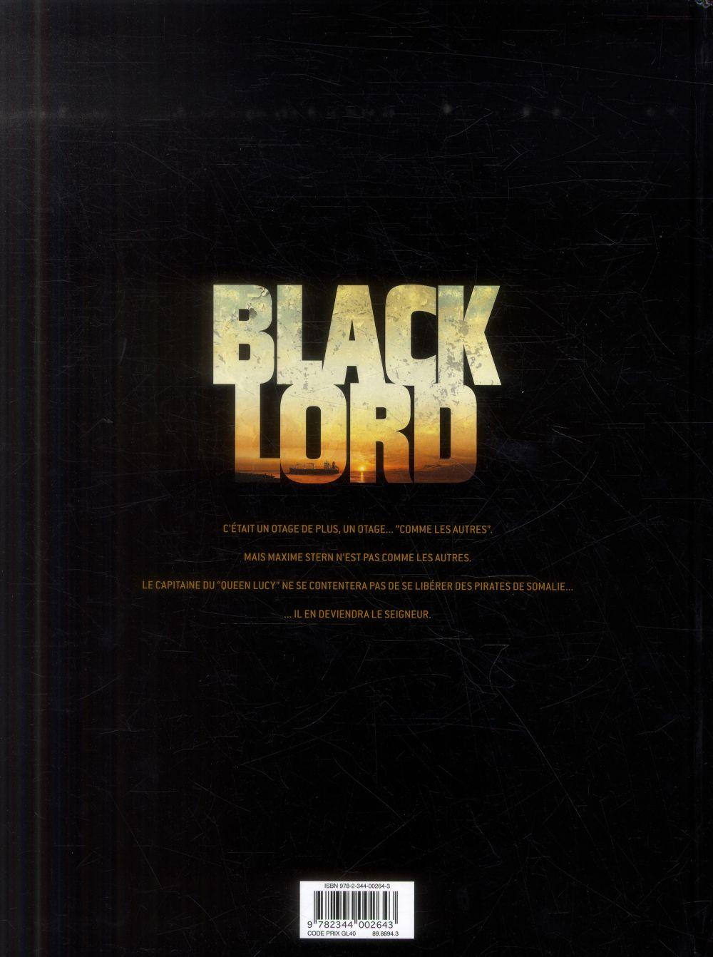 Black lord t.2 ; toxic warrior