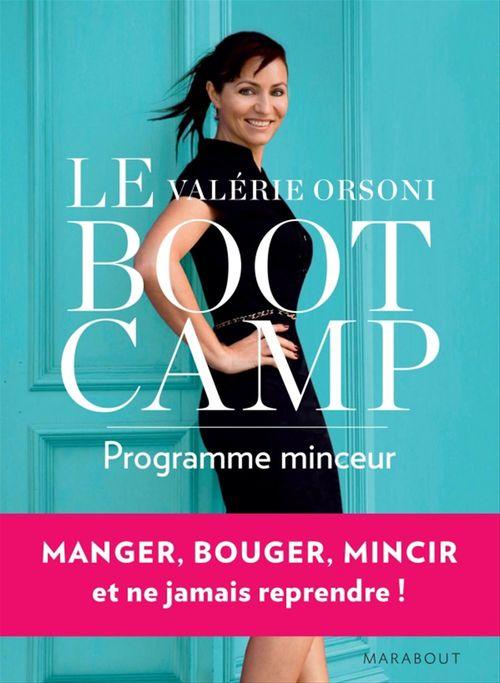 Vente EBooks : Le Bootcamp programme minceur  - Valérie Orsoni