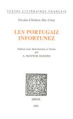 Les Portugaiz infortunez : tragédie