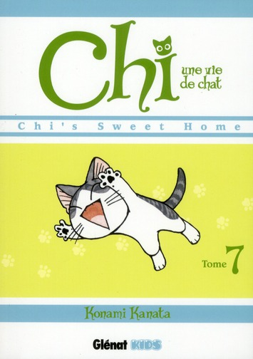 CHI - UNE VIE DE CHAT - TOME 07 KONAMI