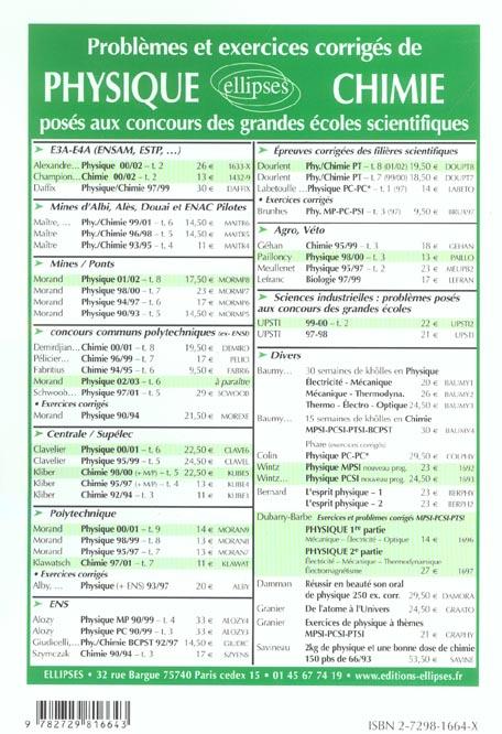 Biologie-geologie agro-veto (ina-ensa, env, banque g2e ) - 2000-2001 - tome 2