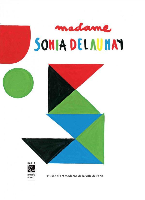 Sonia Delaunay ; jeunesse