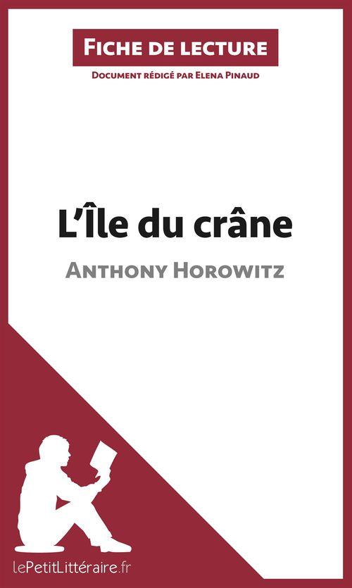 L'île du crâne, de Anthony Horowitz