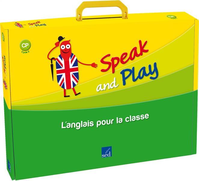 Cp ; fichier ress+flashcards+posters+storytime+cd