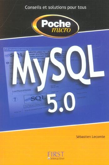 Poche Micro Mysql 5.0