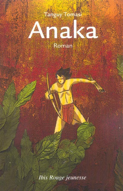 Anaka - roman