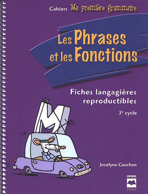 Les phrases et les fonctions fiches langagieres reproductibles 3