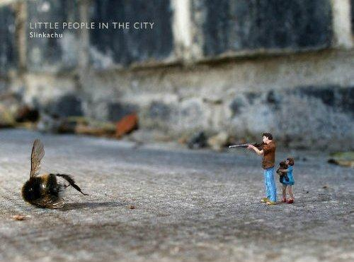 Little people in the city /anglais