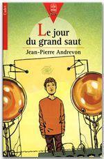Vente EBooks : Le jour du Grand Saut  - Jean-Pierre Andrevon