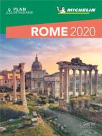 Le guide vert week-end ; Rome (édition 2020)