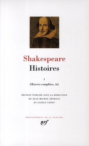 Histoires t.1 ; oeuvres complètes t.3