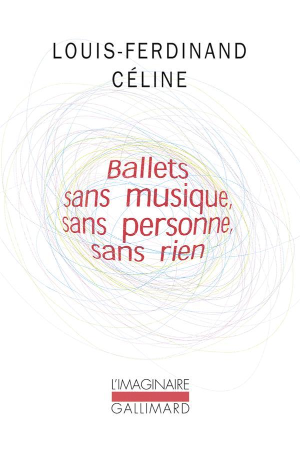 Ballets Sans Musique Sans Personne Sans Rien