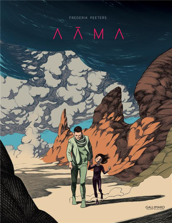 Aâma ; Intégrale t.1 à t.4 ; aâma