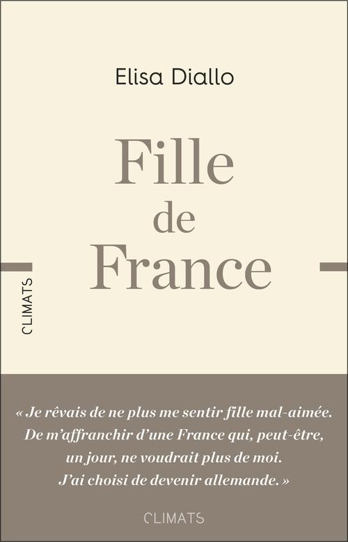 Fille de France  - Elisa Diallo