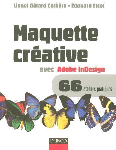 Maquette Creative Avec Adobe Indesign