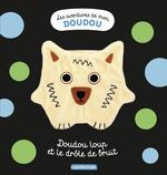 Vente Livre Numérique : Les aventures de mon doudou - Doudou Loup et le drôle de bruit  - Stéphanie Bardy