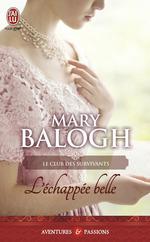 Vente Livre Numérique : Le club des survivants (Tome 3) - L'échappée belle  - Mary Balogh