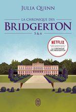 Vente Livre Numérique : La chronique des Bridgerton (Tomes 5 & 6)  - Julia Quinn