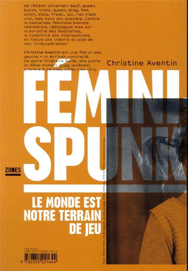 FéminiSpunk ; le monde est notre terrain de jeu