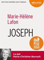 Vente AudioBook : Joseph  - Marie-Hélène Lafon